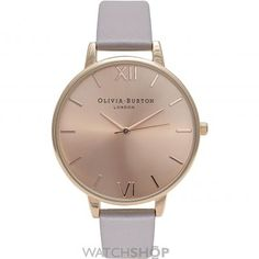 Ladies Olivia Burton Big Dial Watch OB15BD58