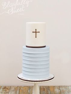 first communion cakes for boys - Google Search                              …