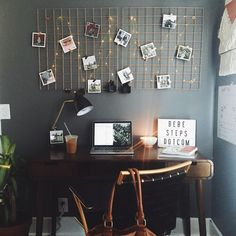 Dorm Room Inspiration - Whether, if you're living in a dorm you've probably come across the challenge of decorating the tiny, character-free space. Diy Casa, Room Goals, Home And Deco, Dream Rooms, House Rooms, Living Rooms, My Room, Room Inspiration, Inspiration Boards