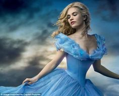 Disney have brought back another of their animated classics into the world of live action. Can Kenneth Branagh ensure Cinderella is a triumph once more? New Cinderella Movie, Cinderella 2015, Movie Invitation, Invitations, Have Courage And Be Kind, Tiny Waist, Lily James, Disney Animation, Beautiful Dresses