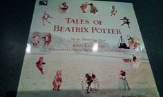 Excited to share the latest addition to my #etsy shop: Tales Of Beatrix Potter vinyl Lp Music from The Film emi/hmv CSD3690 1971 vgc Professionally Cleaned on dispatch