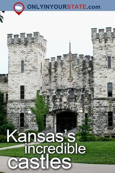 Most Folks Do not Know These 11 Castles Are Hiding In Kansas Usa Places To Visit, Places To Travel, Places To Go, Travel Things, Vacation Places, Travel Destinations, Kansas Attractions, Overland Park Kansas, Kansas City Missouri
