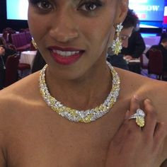 setarediamondsThe wonderful @brittney_dara wearing #Setare' at the #jafashionshow !! #agsconclave #agsconclave2016 #diamonds #fashion #design