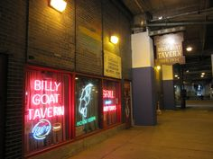 Billy Goat Tavern - [Burgers] - Several Locations