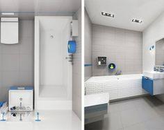 Idealne rozwiązanie dla małej łazienki: http://www.kwadroceramika.com/pl/produkty/plytki_lazienkowe/melby_elbo