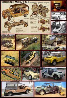 Pick Up 4x4, Beach Cars, All Cars, Motor Car, Cars And Motorcycles, Vintage Cars, Classic Cars, Cutaway, France