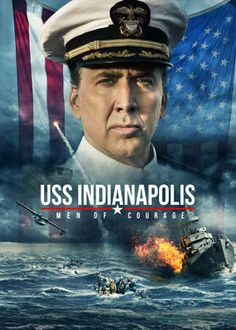 USS Indianapolis: Men of Courage (2016) - After becoming stranded in the Philippine Sea during World War II, a tenacious Navy crew faces a dire lack of supplies and a string of shark attacks.