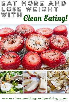Clean eating recipes #cleaneating #weightloss