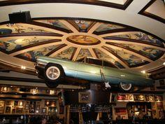 Baltimore, Maryland - Hard Rock Cafe - Inside