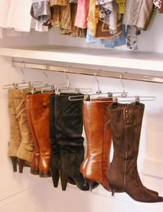 Life Hacks To Maximize Space In Your Closet