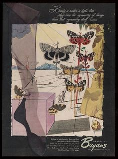 The Signal of Anguish Salvador Dali Reproduction Art Print A4 A3 A2 A1