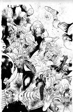 """Aaron Talks Existential Action in """"Unworthy Thor,"""" Cosmic War in """"Mighty Thor"""""""
