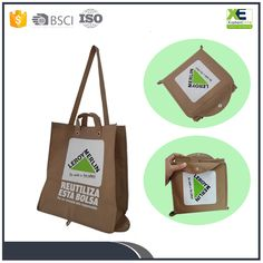 China Factory heavy weight contrasting gusset flat bottom super market shopping bag stands up Non Woven Bags, Trade Fair, Bags Sewing, Xiamen, Shopping Bags, Bespoke, Contrast, China, Flat