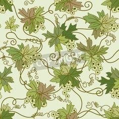 Seamless floral background. Repeat many times. Vector illustration. mural