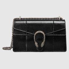 0a5ea4be767 Gucci Dionysus python shoulder bag Gucci Shoulder Bag, Chain Shoulder Bag,  Shoulder Handbags,