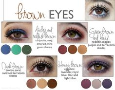 18 Best Perfect Make Up Guides And Charts Images Eye Liner