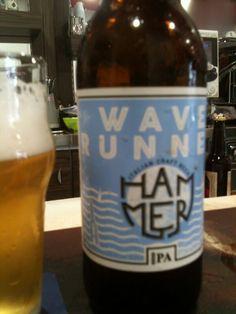 Wave Runner, Hammer, ipa, Italy