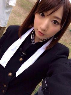 学ラン着たよの画像 | 池田愛恵里オフィシャルブログ「ようこそ池田農園へ。」 powered …