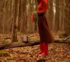 Still life with carrots by Patty Maher, via Flickr