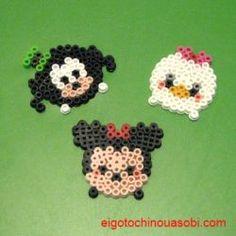 Tsumutsumu iron beads