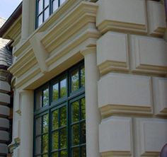 Cladding made from cast stone quoins surrounds and columns akgoods http://akgoods.com/shop/architectural-stone/