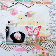 *I Am A Dreamer* by So.Creative at @Abbey Adique-Alarcon Phillips Mounier Calico