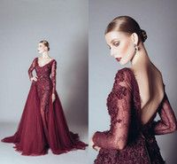 dark red lace wedding dress - Google Search