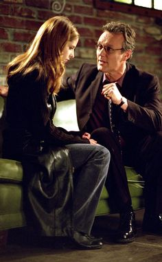 Anthony Stewart Head Still Wants to Do a Buffy Spinoff About Giles?Can This Please Happen?
