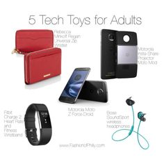 5 Tech Toys for Adults