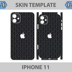 Digital Download Lasers Iphone 6S Skin Cut Template  Ver.4 CNC Templates for cutting or machining SVG Simple No Wrap Plotter