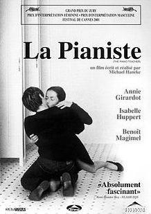 la pianiste • michael haneke 2001