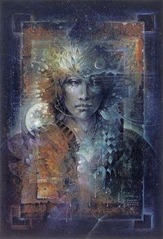 Susan Seddon-Boulet Archival Prints and Original Art - Turning Point Gallery