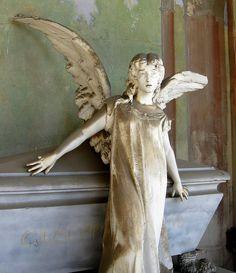 Monumental Cemetery (Milan, Italy) by JJKDC, via Flickr