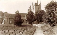 Imber Church c1920 Lost, Outdoor, Image, Outdoors, The Great Outdoors