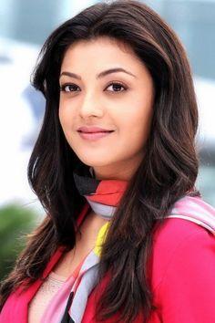 Kajal Agarwal Indian Actress Bollywood Model Wallpaper.