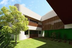 Casa 3 Encontros - Projetos - Elementar Arquitetura - Av. Visconde de Jequitinhonha, 287   Sl. 208   Boa Viagem, Recife/PE   +55 81 3040.2433   contato@elementar.com