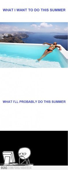 The joys of summer school