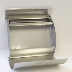 $905 Stainless Steel Modern, Contemporary Curb Appeal Mailbox & Mailbox Stand