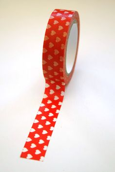 Just because, always wanted to play with Japanese Washi tape.