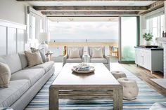 Newport Beach decoración nórdica decoración junto al mar decoración coastal decoración americana colores suaves casa de la playa california beach house california