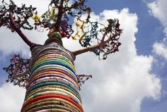 Under the Baobab - part of the Festival of the World on the Southbank in London: http://world.southbankcentre.co.uk/