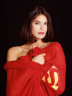 Terri Hatcher in Lois and Clark The New Adventures of Superman