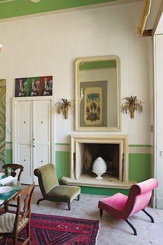 Palazzo Ducale Guarini. photo by Ricardo Labougle for T magazine