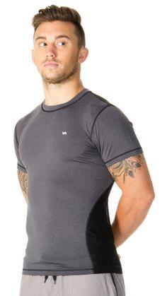 RVCA VA Sport Pressure Short Sleeve - Stylish compression shirt from RVCA.