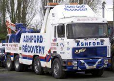 Ashford Recovery ERF E14 365