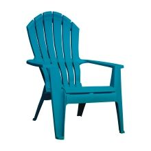 Adams Real Comfort Resin Adirondack Chair (8371-94-3900) - Adirondack & Rocking Chairs - Ace Hardware