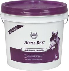 Apple-Dex Horse Electroylyte 30 lb (240 days)
