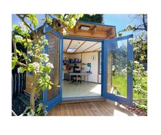 The best office ever - Garden Office