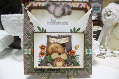 Card made by Cindy Hoesel www.daydreamingtocreate.blogspot.com
