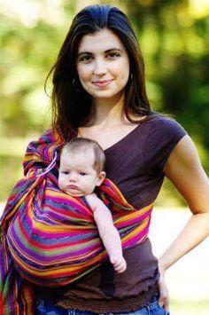 5 baby carriers for 5 scenarios #BabyCenterBlog #babywearing